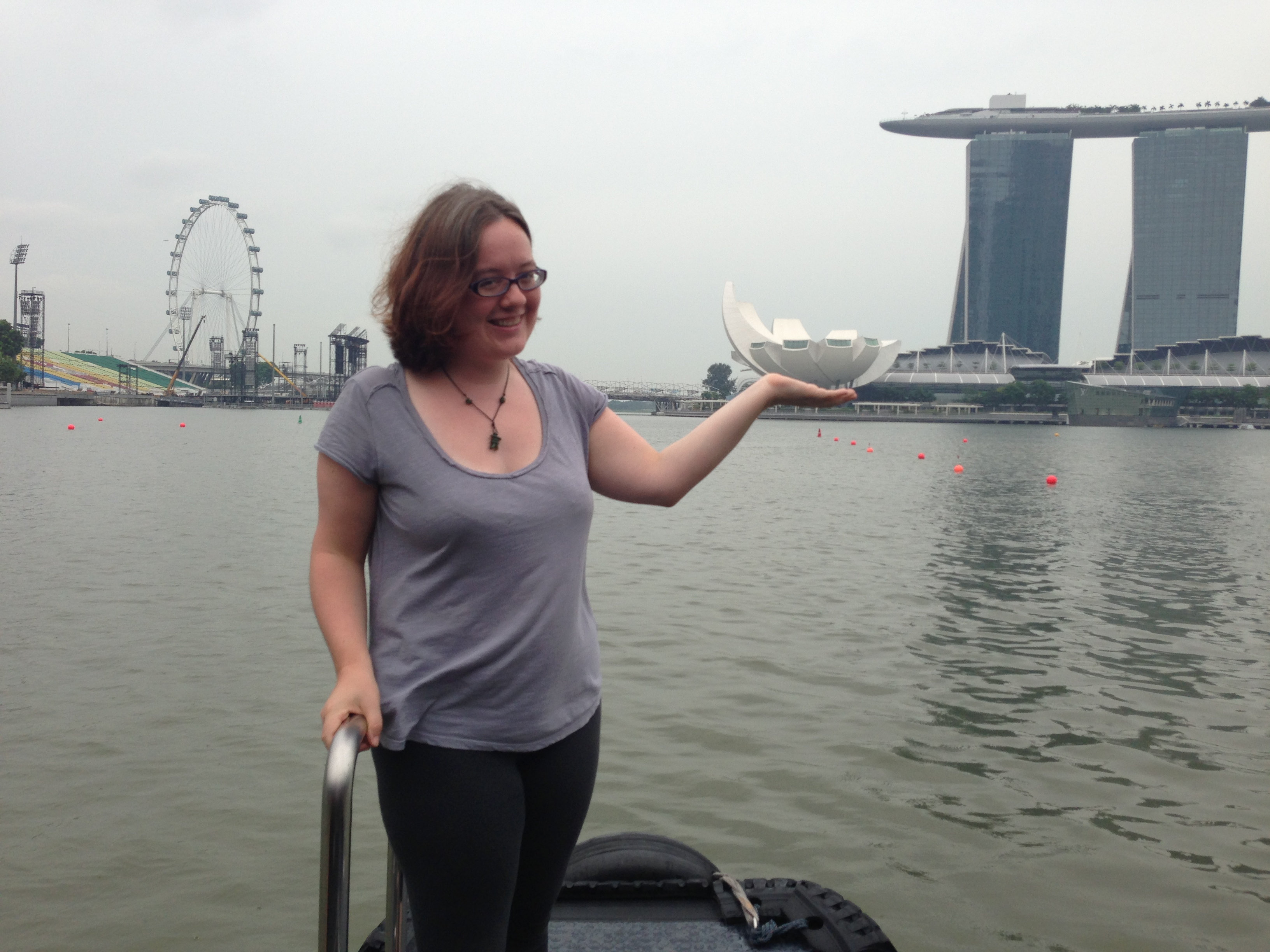 Singapore – a very Western Asian city?