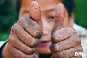 Human trafficking story