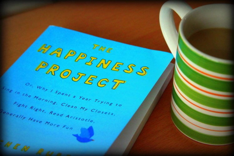 Bringing the 'Four Stages of Happiness' to life