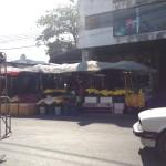 Flower market, Chiang Mai