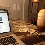 A good day looks like this (Overstand Cafe, Chiang Mai)