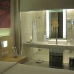 Bathroom 'window'