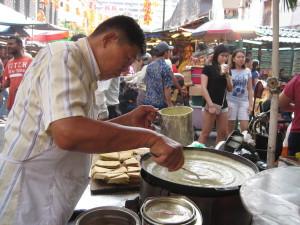 Street food in KL