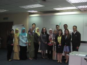 My delegates in Malaysia