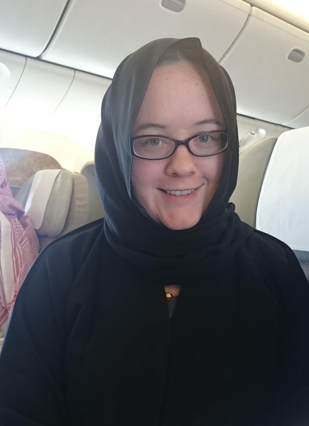 A Week Working in Saudi Arabia as a Woman