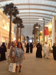 The Avenues, Kuwait (yes, trees grow inside)