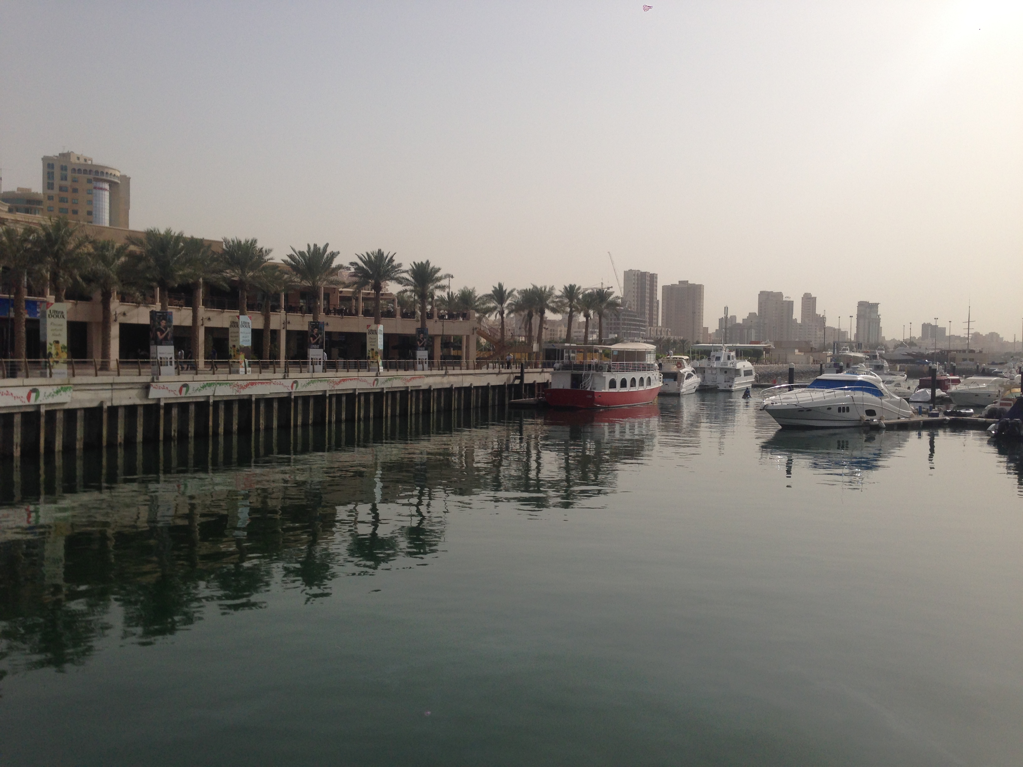 Visiting Kuwait for Family and Work