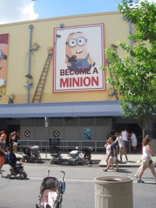 Become a Minion!
