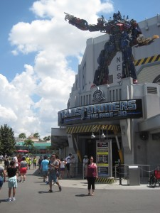 Outside Transformers