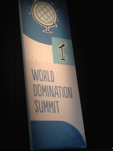 World Domination Summit  Welcome
