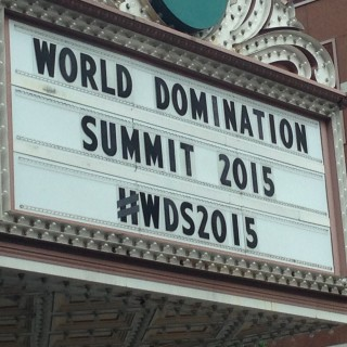 Portland: 5 Lessons from The World Domination Summit (WDS2015) and Two Big Personal Epiphanies