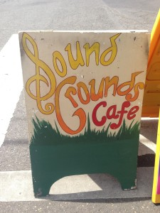 Sounds Grounds Cafe, Portland